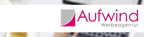 Mobile Header Aufwind Logo